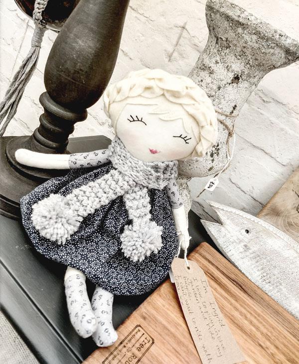 handmade Heirloom dolls