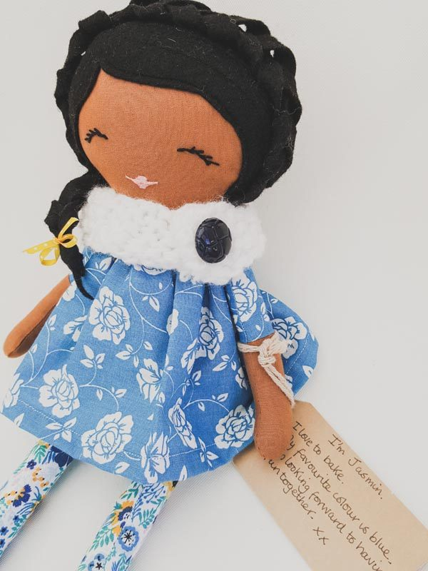 handmade heirloom dolls