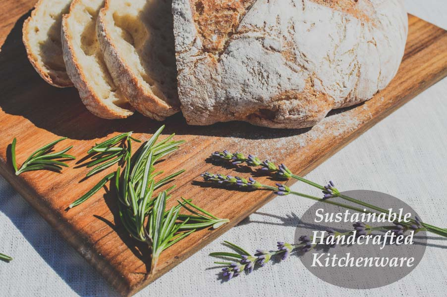 Handcrafted Wood Boards Kitchenware