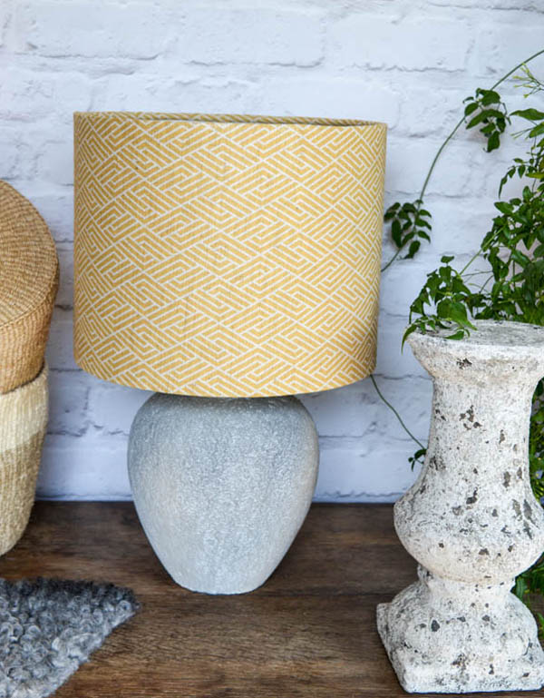 Padstow Sands Handmade Lampshade