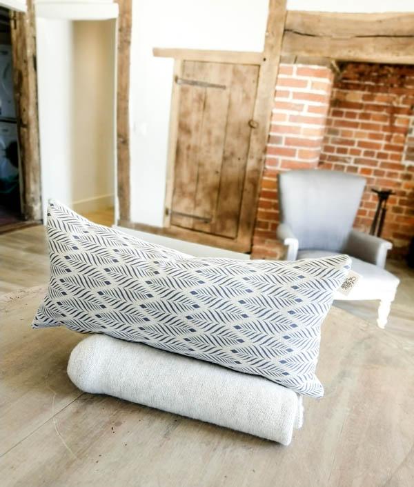 Tremendous Africa Denim Handmade Cushion Download Free Architecture Designs Rallybritishbridgeorg