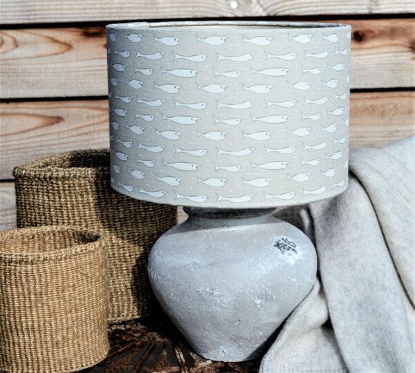 fish lampshade