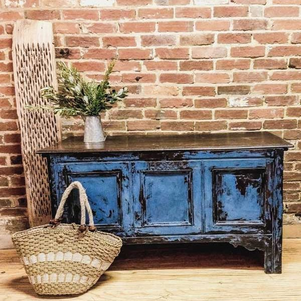 Upcycled Coffer