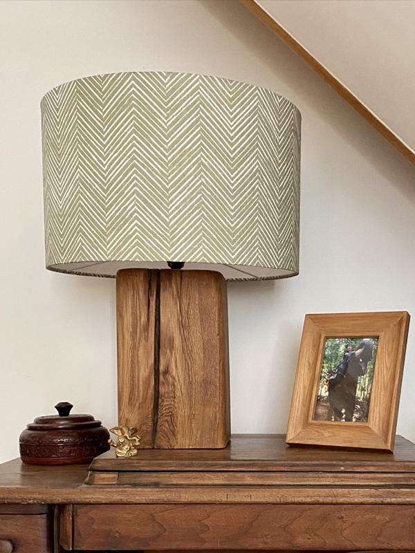 lampshades handmade in England