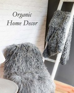 Organic Home Decor