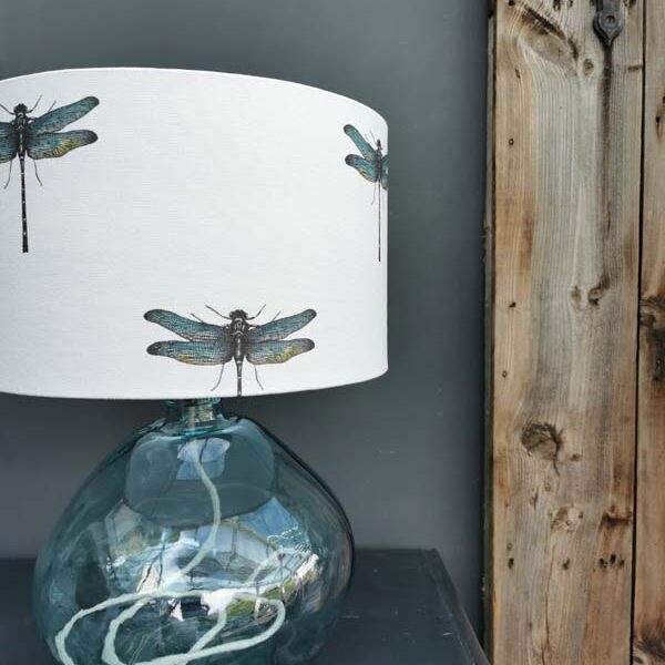 dragonfly lampshade