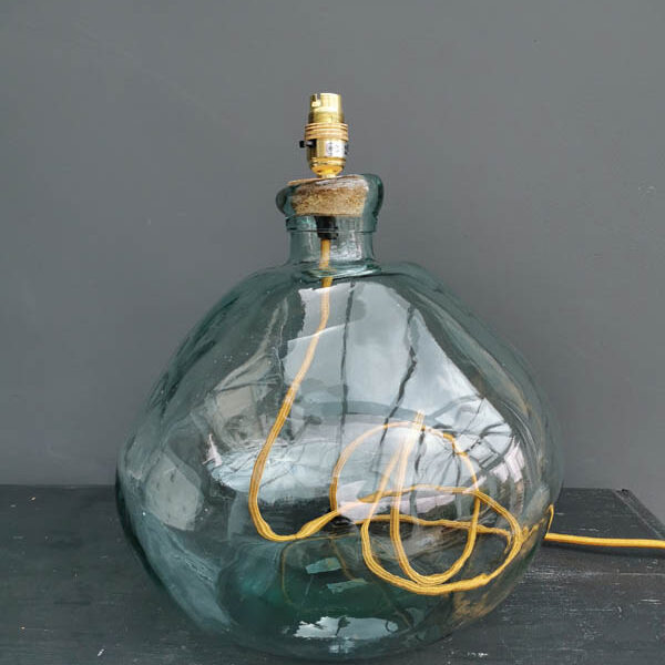 Honey Gold Flex Lamp